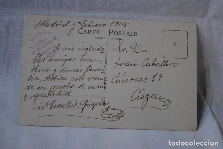 Fotografía antigua: SOLDADO ZAPADOR , 1915 - Foto 2 - 118731591