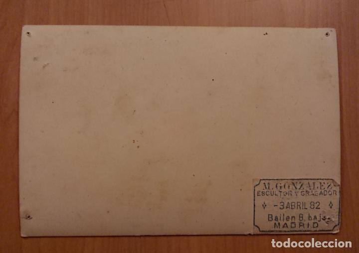 Fotografía antigua: MURILLO, SEGUNDO CENTENARIO DE SU MUERTE 1882, SEVILLA - Foto 4 - 119047583