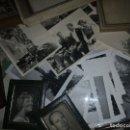 Fotografía antigua: LOTAZO DE FOTOS AMTIGUAS Y POR TARETRATOS MILITARES Y VARIOS TIPOS. Lote 119230655