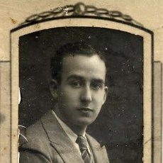 Fotografía antigua: JOAQUIN A. VAZQUEZ 1923-30 RETRATO ORLA FACULTAD MEDICINA-VALENCIA. Lote 120065631