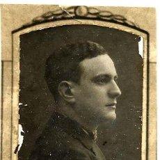 Fotografía antigua: SANTIAGO JALON RODRIGUEZ 1923-30 RETRATO ORLA FACULTAD MEDICINA-VALENCIA. Lote 120065919