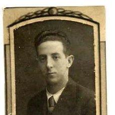 Fotografía antigua: AUGUSTO C. RUIZ 1923-30 RETRATO ORLA FACULTAD MEDICINA-VALENCIA. Lote 120066535