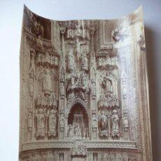 Fotografía antigua: MURCIA. ALTAR MAYOR DE LA CATEDRAL. LEVY. Lote 121706555