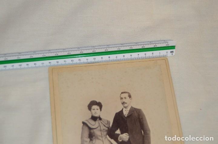 Fotografía antigua: Vintage - ANTIGUA FOTOGRAFÍA - JULIO DERREY - PRIMER FOTÓGRAFO VALENCIANO - ALBUMINA - HAZ OFERTA - Foto 9 - 121729039