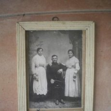 Fotografía antigua: FOTO FAMILIAR VALENCIA. Lote 121800399