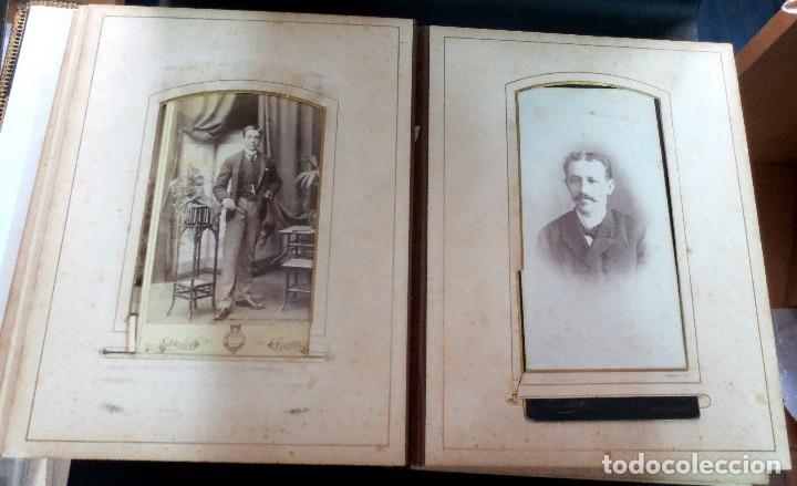 Fotografía antigua: ALBUM FOTOGRAFIAS ANTIGUO - Foto 11 - 16625173
