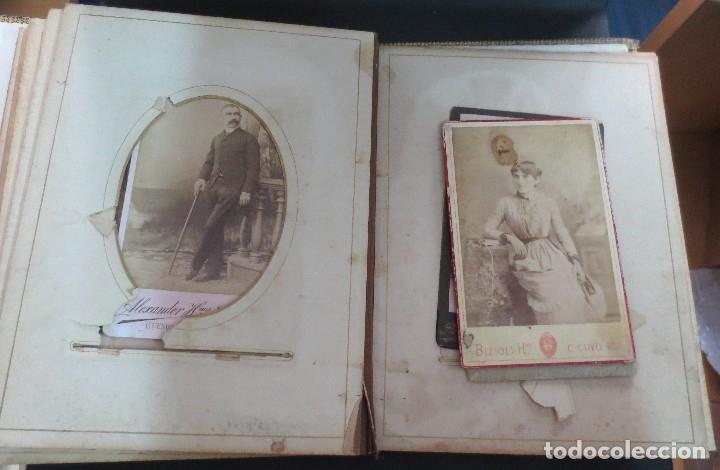 Fotografía antigua: ALBUM FOTOGRAFIAS ANTIGUO - Foto 14 - 16625173