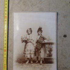Fotografía antigua: ALCOY FOTO ANTIGUA MOROS Y CRISTIANOS.. Lote 125443264