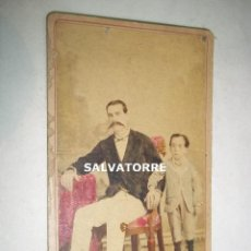Fotografía antigua: FOTOGRAFIA ANTIGUA. ESTEBAN MESTRE.LA HABANA.CUBA.CIRCA 1860. Lote 127528131