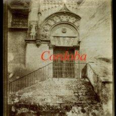 Fotografía antigua: CORDOBA - ALBUMINA . Lote 127630183