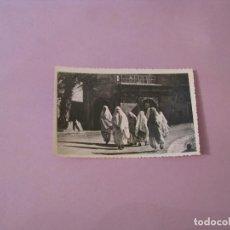 Fotografía antigua: TETUAN (MARRUECOS ESPAÑOL). TIPOS MARROQUÍES. FOTO RUBIO.. Lote 128180859