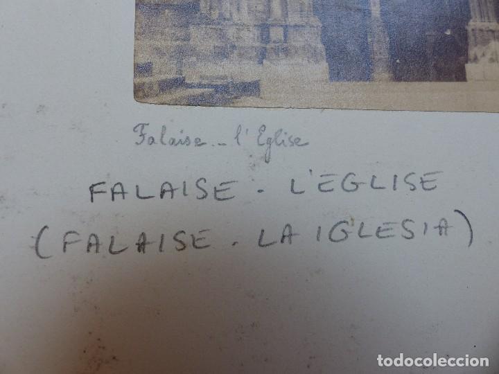 Fotografía antigua: NANTES, FALAISE, ILLE ET VILAINE, FRANCIA - CASTILLO E IGLESIA - AÑOS 1900-1910 - Foto 6 - 128639875