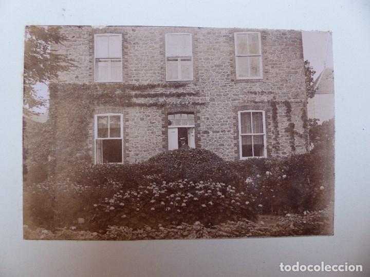 Fotografía antigua: NANTES, FALAISE, ILLE ET VILAINE, FRANCIA - CASTILLO E IGLESIA - AÑOS 1900-1910 - Foto 7 - 128639875