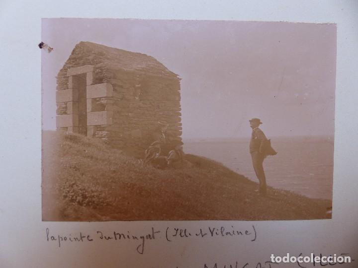 Fotografía antigua: NANTES, FALAISE, ILLE ET VILAINE, FRANCIA - CASTILLO E IGLESIA - AÑOS 1900-1910 - Foto 8 - 128639875
