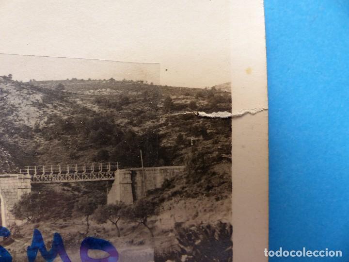 Fotografía antigua: UTIEL, VALENCIA - VISTA - FOTOGRAFICA, AÑOS 1930-40 - Foto 2 - 129403151