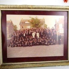 Fotografía antigua: FOTOGRAFIA ANTIGUA CULLERA 1978 BANDA SANTA CECILIA FESTIVAL INTERNACIONAL KERKRADE . Lote 129486791