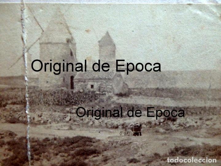 Fotografía antigua: (JX-180811)Fotografía albumina de una ejecución con garrote vil.CASTILLA O EXTREMADURA.1860-1880 - Foto 10 - 129969303