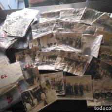 Fotografía antigua: GRAN LOTE 110 FOTOS ARCHIVO ENRIQUE MOVELLAN CADIZ MILITAR FUTBOL FRANCO BARCOS ASTILLEROS GENTE. Lote 130322930
