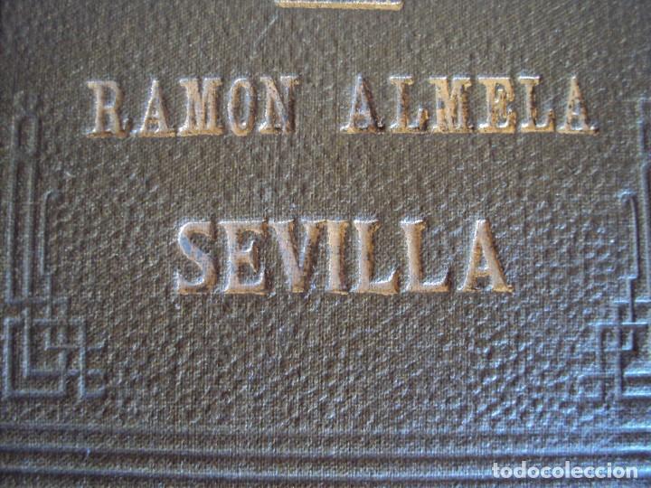 Fotografía antigua: (FOT-180812)REDUERDOS DE LA FERIA SEVILLA - RAMON ALMELA - 12 EXTRAORDINARIAS FOTOGRAFIAS - Foto 2 - 131797582