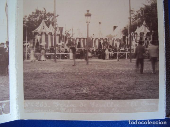 Fotografía antigua: (FOT-180812)REDUERDOS DE LA FERIA SEVILLA - RAMON ALMELA - 12 EXTRAORDINARIAS FOTOGRAFIAS - Foto 7 - 131797582