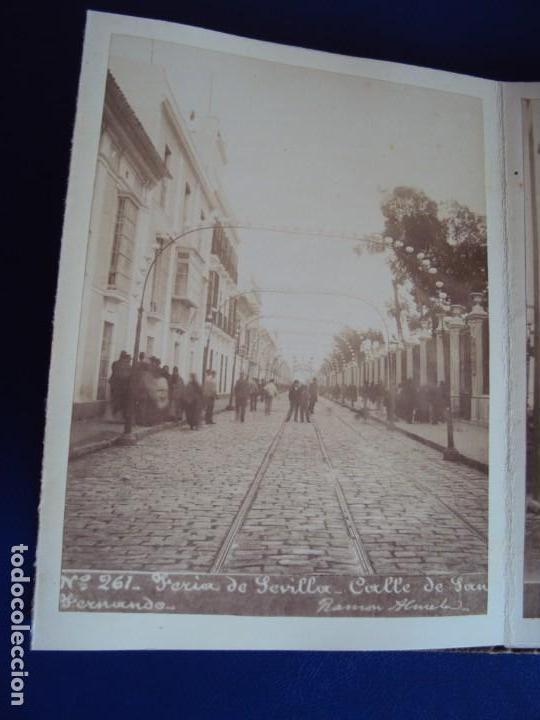 Fotografía antigua: (FOT-180812)REDUERDOS DE LA FERIA SEVILLA - RAMON ALMELA - 12 EXTRAORDINARIAS FOTOGRAFIAS - Foto 8 - 131797582