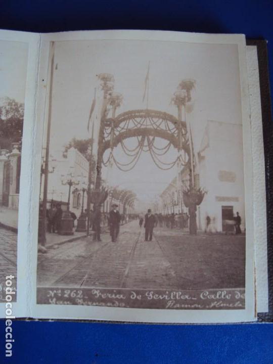 Fotografía antigua: (FOT-180812)REDUERDOS DE LA FERIA SEVILLA - RAMON ALMELA - 12 EXTRAORDINARIAS FOTOGRAFIAS - Foto 10 - 131797582