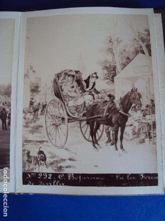 Fotografía antigua: (FOT-180812)REDUERDOS DE LA FERIA SEVILLA - RAMON ALMELA - 12 EXTRAORDINARIAS FOTOGRAFIAS - Foto 14 - 131797582