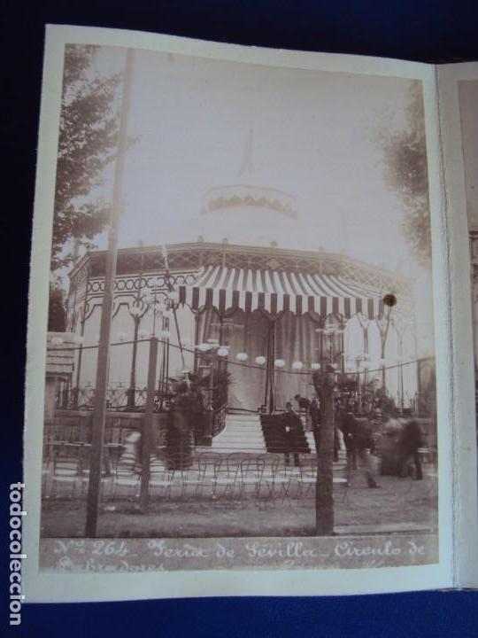 Fotografía antigua: (FOT-180812)REDUERDOS DE LA FERIA SEVILLA - RAMON ALMELA - 12 EXTRAORDINARIAS FOTOGRAFIAS - Foto 16 - 131797582