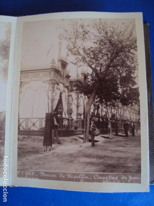Fotografía antigua: (FOT-180812)REDUERDOS DE LA FERIA SEVILLA - RAMON ALMELA - 12 EXTRAORDINARIAS FOTOGRAFIAS - Foto 18 - 131797582