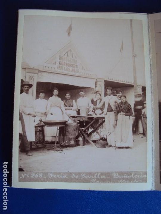 Fotografía antigua: (FOT-180812)REDUERDOS DE LA FERIA SEVILLA - RAMON ALMELA - 12 EXTRAORDINARIAS FOTOGRAFIAS - Foto 20 - 131797582