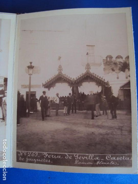 Fotografía antigua: (FOT-180812)REDUERDOS DE LA FERIA SEVILLA - RAMON ALMELA - 12 EXTRAORDINARIAS FOTOGRAFIAS - Foto 22 - 131797582