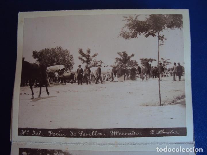 Fotografía antigua: (FOT-180812)REDUERDOS DE LA FERIA SEVILLA - RAMON ALMELA - 12 EXTRAORDINARIAS FOTOGRAFIAS - Foto 24 - 131797582