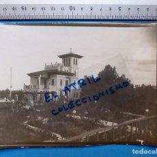 Fotografía antigua: ALCOY ??, ALICANTE - VISTA - AÑOS 1920-30. Lote 132449234