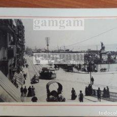 Fotografía antigua: RECUERDO DE SANTANDER , PORTFOLIO DE 6 ALBUMINAS SOBRE CARTON ,LEANDRO FOTOGRAFO, HACIA EL AÑO 1880. Lote 132559798