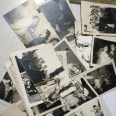 Fotografía antigua: LOTE DE 55 FOTOGRAFIAS ORIGINALES ARCHIVOS FOTOS JUMAN DEL FOTOGRAFO GADITANO. CADIZ VER FOTOS. Lote 132769886