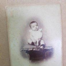 Fotografía antigua: ANTIGUA FOTOGRAFÍA R. HERNÁNDEZ CARTAGENA MURCIA . Lote 133379826