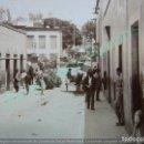 Fotografía antigua: FOTOGRAFÍA ANTIGUA ORIGINAL. CALLE OBISPO CODINA. VEGUETA. LAS PALMAS DE G.C. SIGLO XIX (8 X 8 CM). Lote 133890526