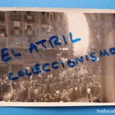 Fotografía antigua: ANTIGUA FOTOGRAFIA DE VALENCIA - VISTA - AÑOS 1930-40. Lote 137543446