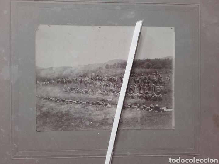 Fotografía antigua: EXTRAORDINARIA FOTOGRAFÍA HISTÓRICA. NAOLINCO, VERACRUZ, MÉXICO. PUEBLA, ABRIL DE 1912 - Foto 2 - 137798558