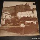 Fotografía antigua: ORIO GUIPUZCOA ASPECTO URBANO ALBUMINA HACIA 1890. Lote 140129874