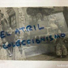 Fotografía antigua: VALENCIA - FALLAS - AÑOS 1930-40. Lote 140349342