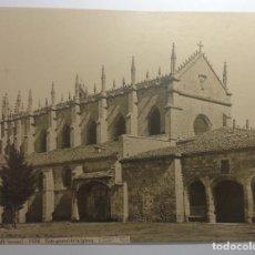 Fotografía antigua: BURGOS * LA CARTUJA * VISTA DE LA IGLESIA * 34 CM X 25 CM * J. ROIG SUCESORA DE J. LAURENT. Lote 140415974