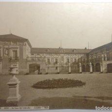 Fotografía antigua: ARANJUEZ * LA CASA DEL LABRADOR * 36 CM X 25 CM * J. ROIG SUCESORA DE J. LAURENT. Lote 140428810