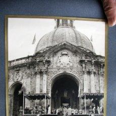 Fotografía antigua: IV CENTENARIO DE SAN IGNACIO DE LOYOLA ESPECTACULAR DOCUMENTO DE EPOCA 1956. Lote 140908150