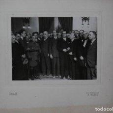 Fotografía antigua: FOTOGRAFÍA POLÍTICOS - ÉPOCA AÑOS 30. Lote 141636314