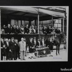 Fotografía antigua: FOTOGRAFÍA POLÍTICOS - AÑO 1934. Lote 141636498