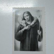 Fotografía antigua: FOTOGRAFIA JESUS PASTOR. FIRMADA AL DORSO EN EL AÑO 1952. TDKP13. Lote 141848318
