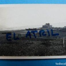Fotografía antigua: BENICASIM, CASTELLON, VISTA - FOTOGRAFICA - AÑOS 1930. Lote 142883894