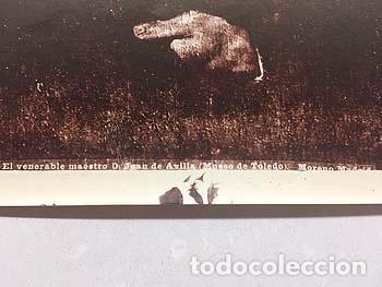 Fotografía antigua: Foto Albúmina. GRECO 159 : El venerable maestro D. Juan de Avila (28 X 23) - Foto 2 - 143665718