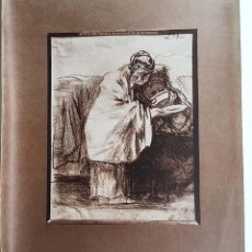 Alte Fotografie - Foto Albúmina. GOYA : 254. Caridad. Colección de D. A. de Beruete 29 x 23 cm - 143666106